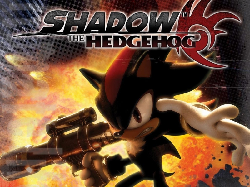 Shadow The Hedgehog OST - Без названия