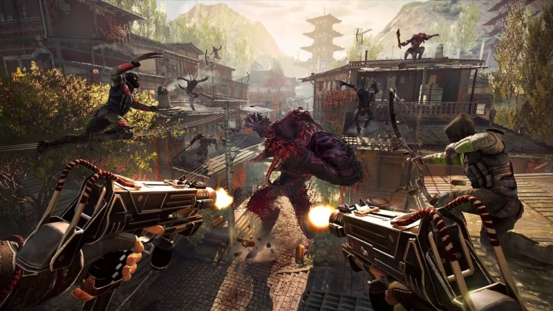 Shadow Warrior 2 OST - Hot Blooded