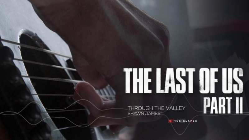 Shawn James - Through The Valley last of us 2