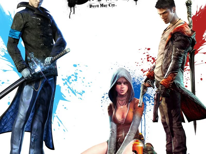 Sil'ver - Dante and Kat OST Devil May Cry 5