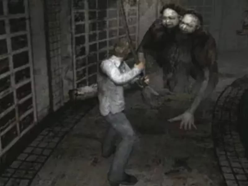 Silent Hill 2 CST(2) - 13 - Innocent Victims