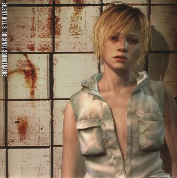 Silent Hill 3 CST - Splitting Personality