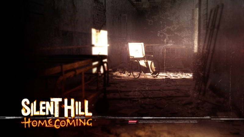 Silent Hill Homecoming - This Sacred Line