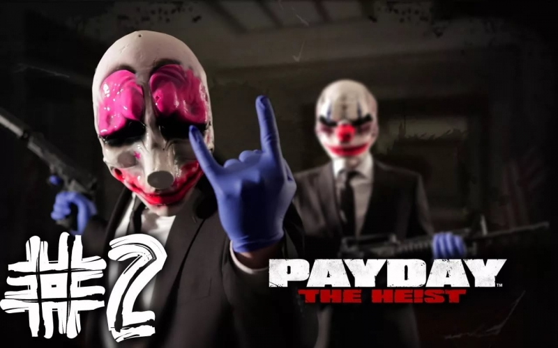 Simon Viklund (PAYDAY The heist OST) - Double Cross theme from Heat Street