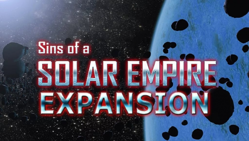 Sins of a Solar Empire - The Expanding Empire