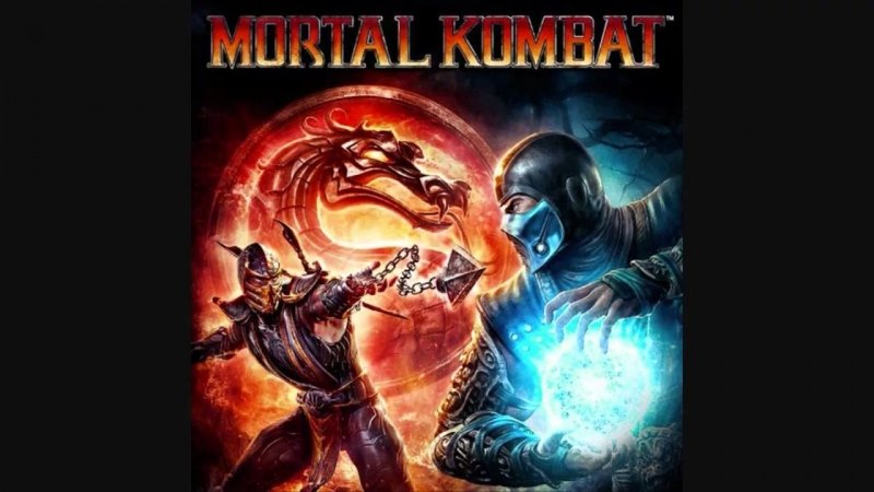 Skrillex - Mortal Kombat 9 OST [Unreleased] 2011