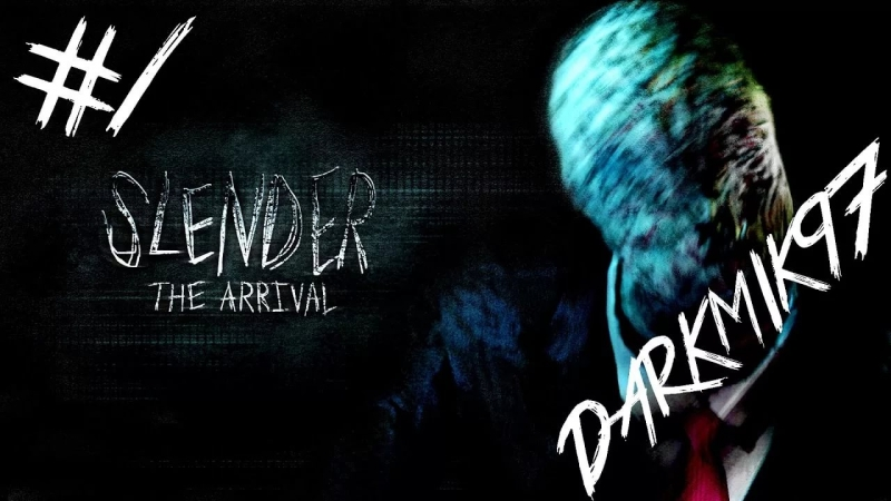 Slender The Arrival (Soundtrack) - Isolate