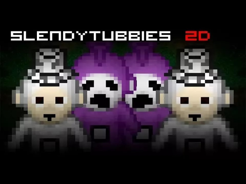 Slendytubbies 2D - Menu Theme FASTER 1.5^