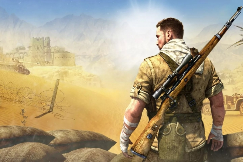 Sniper Elite 3 - Soundtrack 4