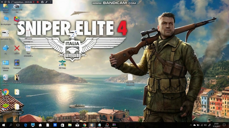 Sniper Elite 4 - Soundtrack 3