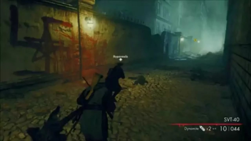 Sniper Elite Nazi Zombie Army - Cathedral of Resurrection