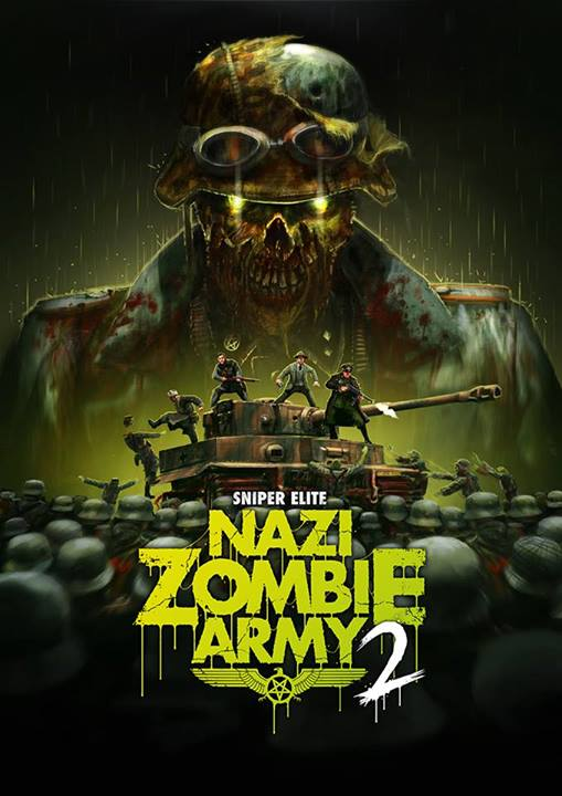 Sniper Elite Nazi Zombie Army - Tainted