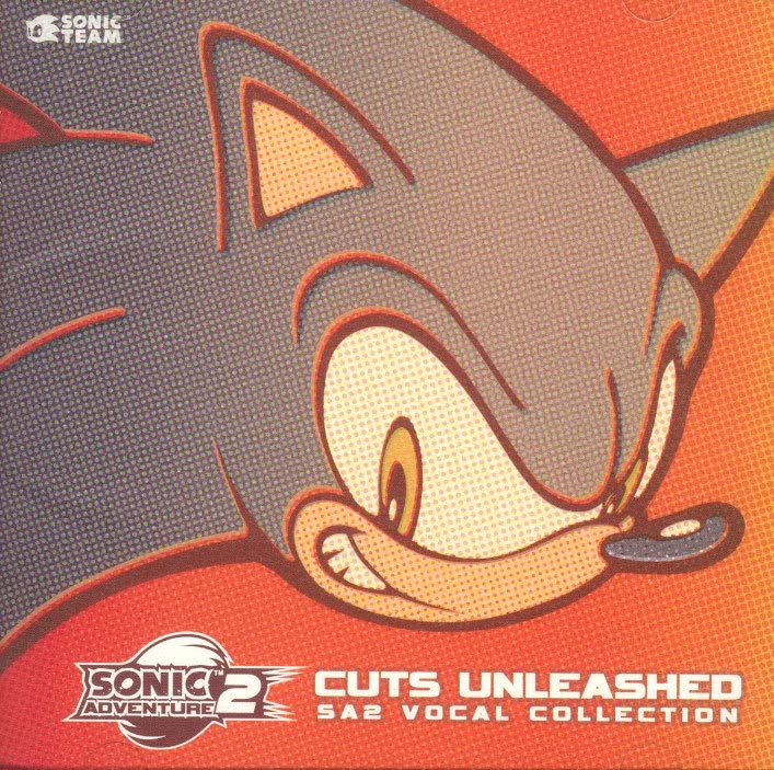 Sonic Adventure 2 Cuts Unleashed - Throw It All Away (Instrumen..