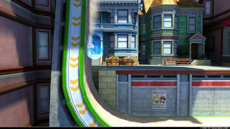 Sonic Generations - Escape From The City Modern