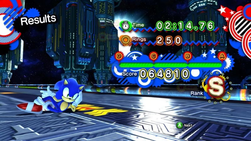 Sonic Generations Sound Team - Mission Balloon Park Type B