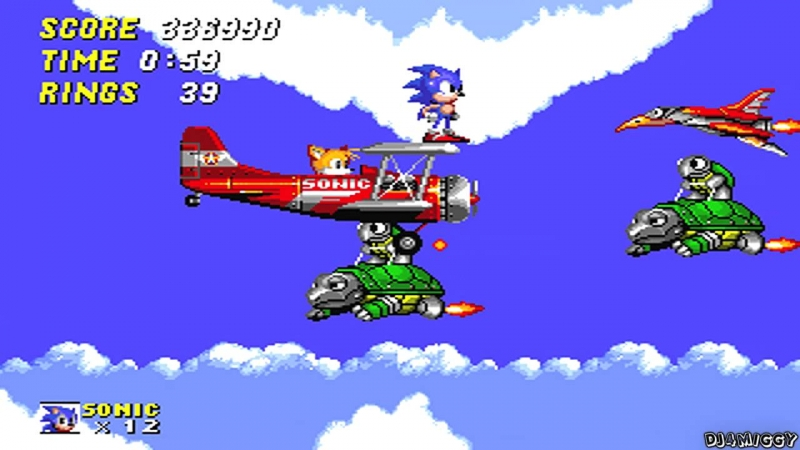 13 - Sky Chase Zone