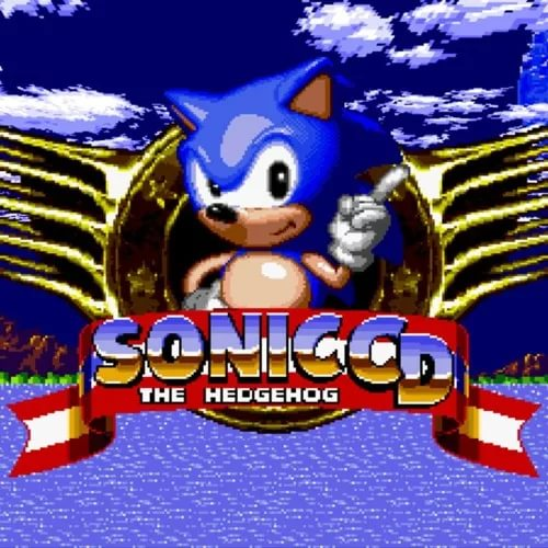 Sonic The Hedgehog CD - Metallic Madness Zone Present