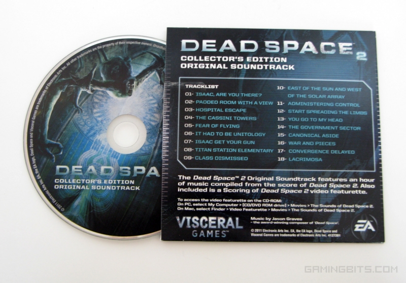 Soundtrack - Dead Space 2