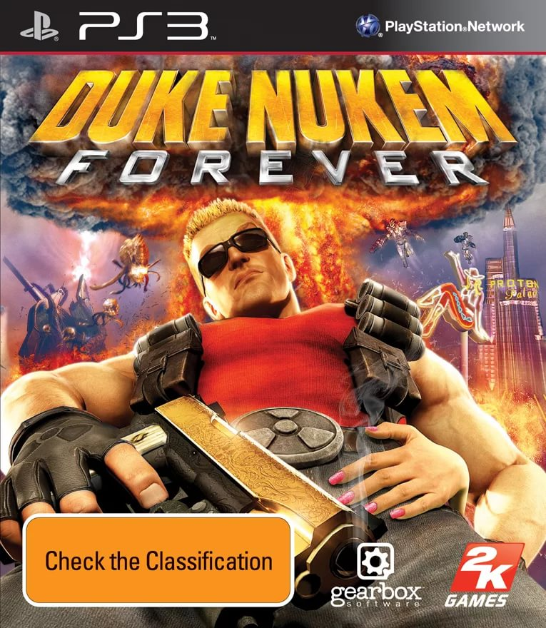 Soundtrack - Duke Nukem Forever 2010 trailer music