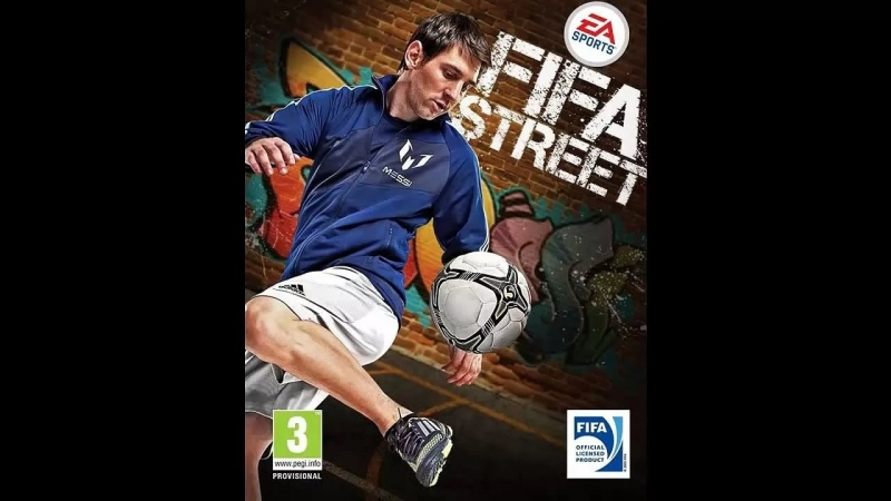 Spank Rock - Car Song feat. Santigold FIFA Street 4 2012 Soundtrack