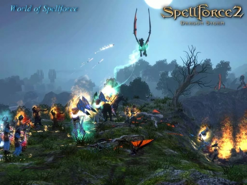 SpellForce 2 - Land of Shapers