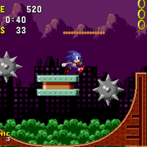 Spheres of Chaos - Spring Yard Zone Sonic The Hedgehog