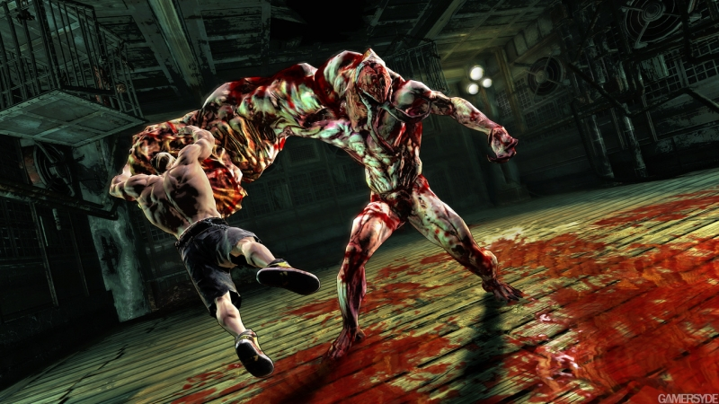 Splatterhouse (2010) - Level3arrgmnt