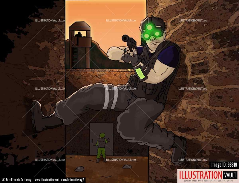 Splinter Cell - USA Exploration 1