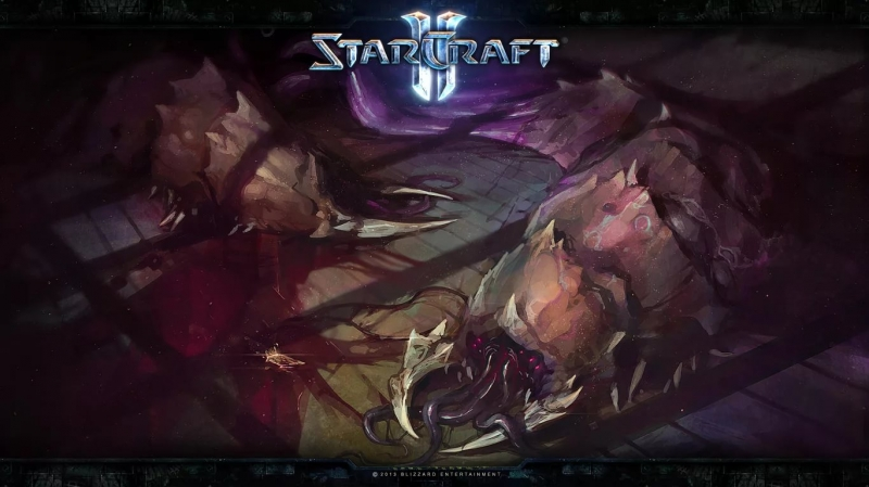 StarCraft 2 Heart of the Swarm OST - Zerg 2