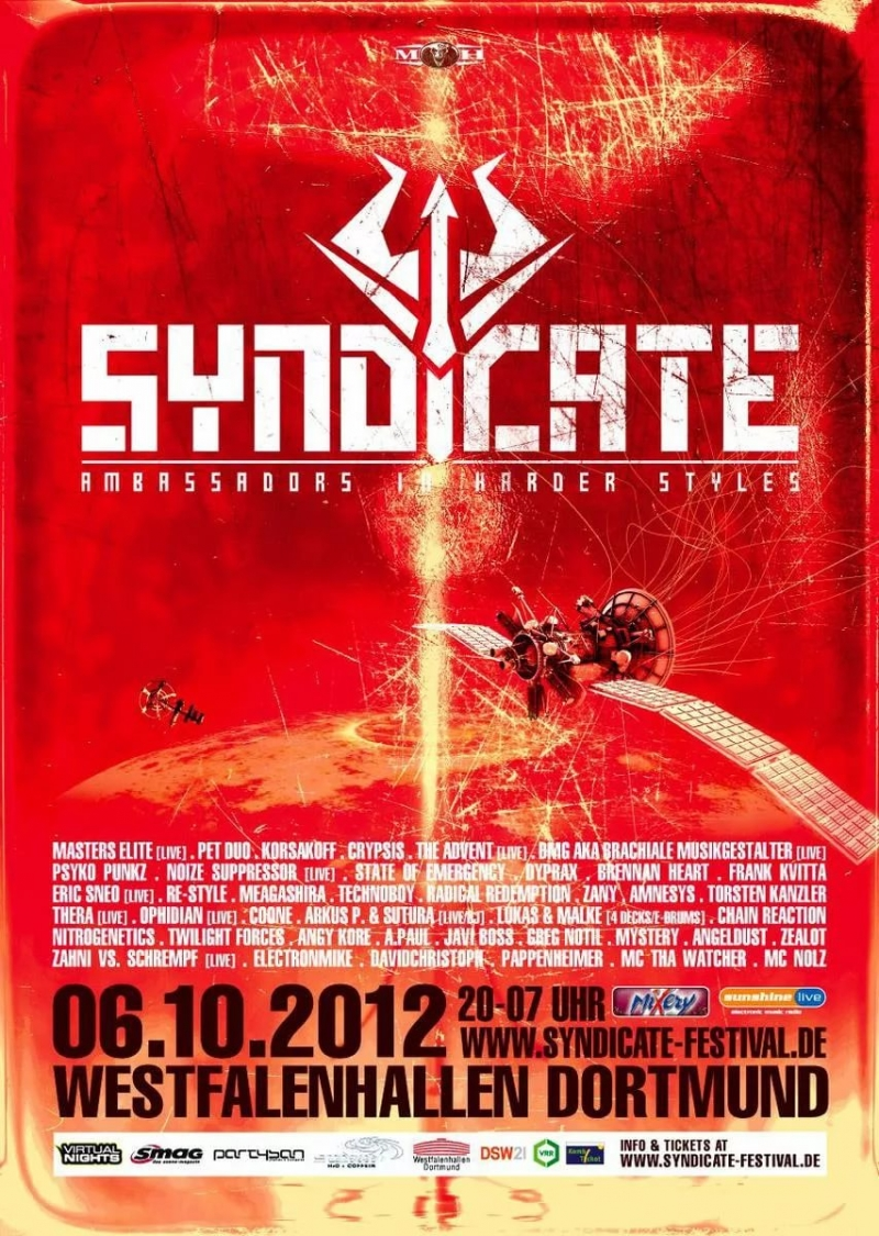 State of Emergency - Live at Syndicate Festival 2012