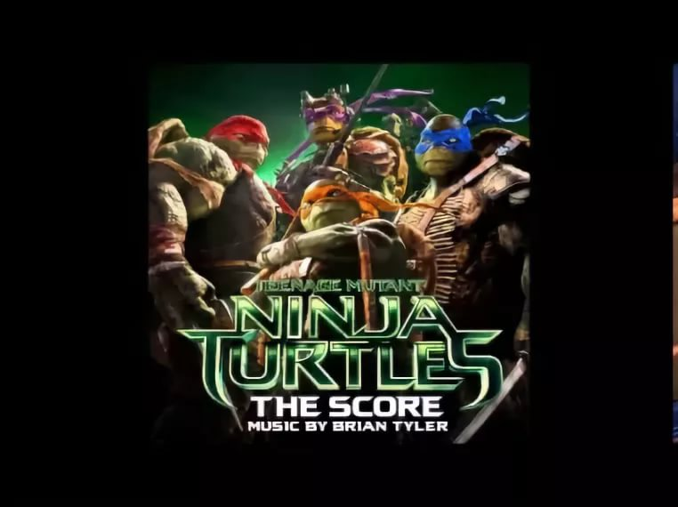 Steve Jablonsky - Half Shell [OST Teenage Mutant Ninja Turtles Out of the Shadows]