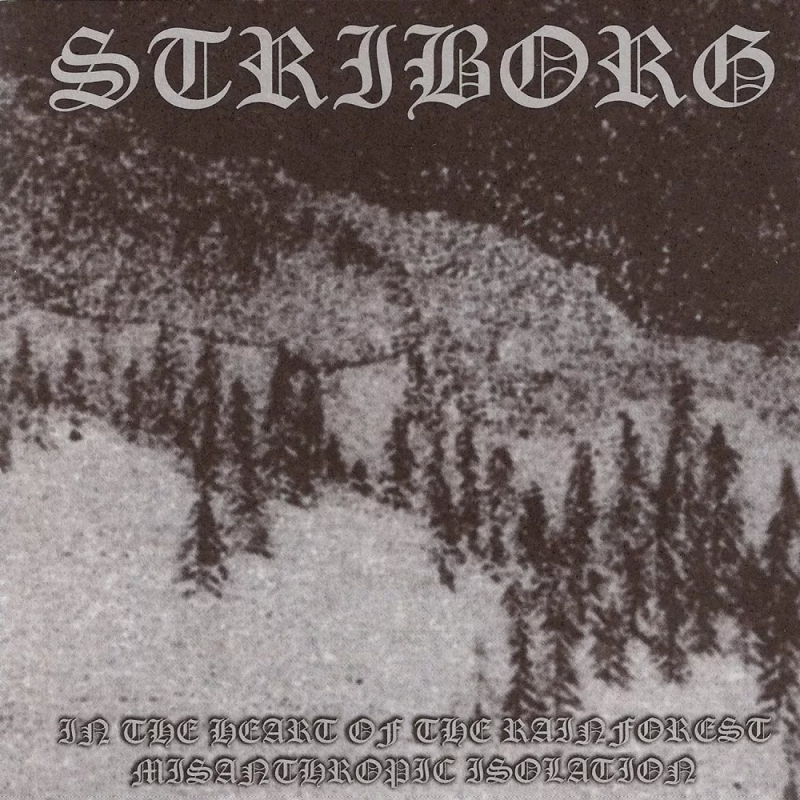 Striborg - The Long Dark Path
