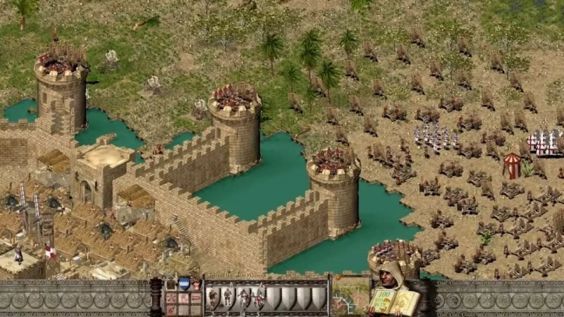 Stronghold Crusader - Арабское нападение