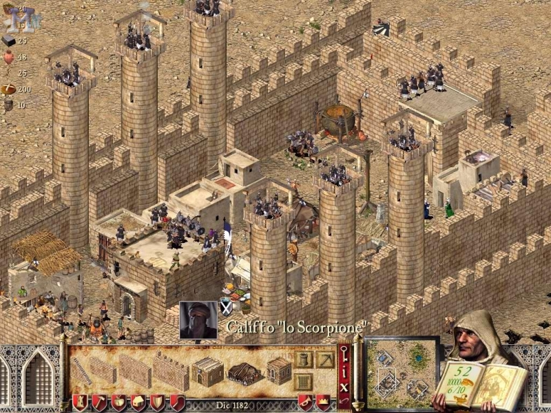 Stronghold Crusader - Cathedral