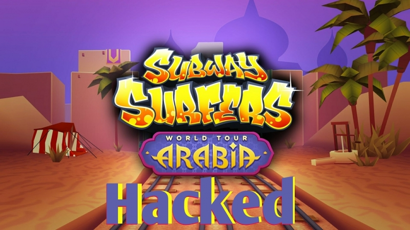 Subway Surfers - Arabia