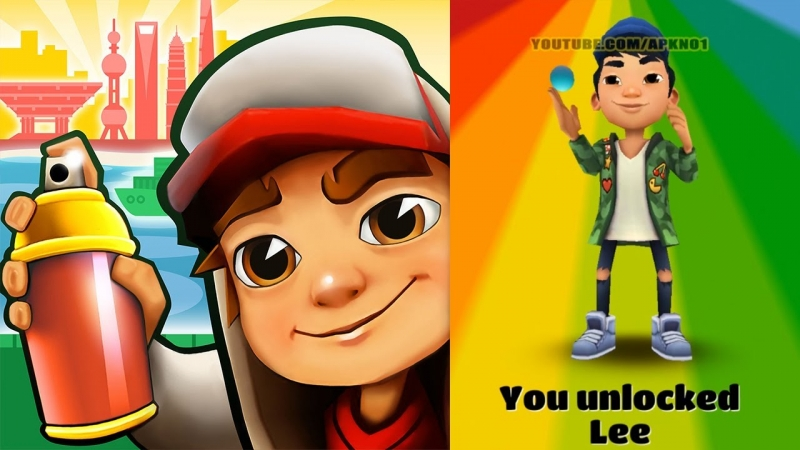 Subway - Surfers by RiN