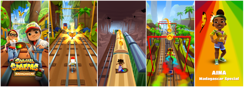 Subway Surfers - Madagascar