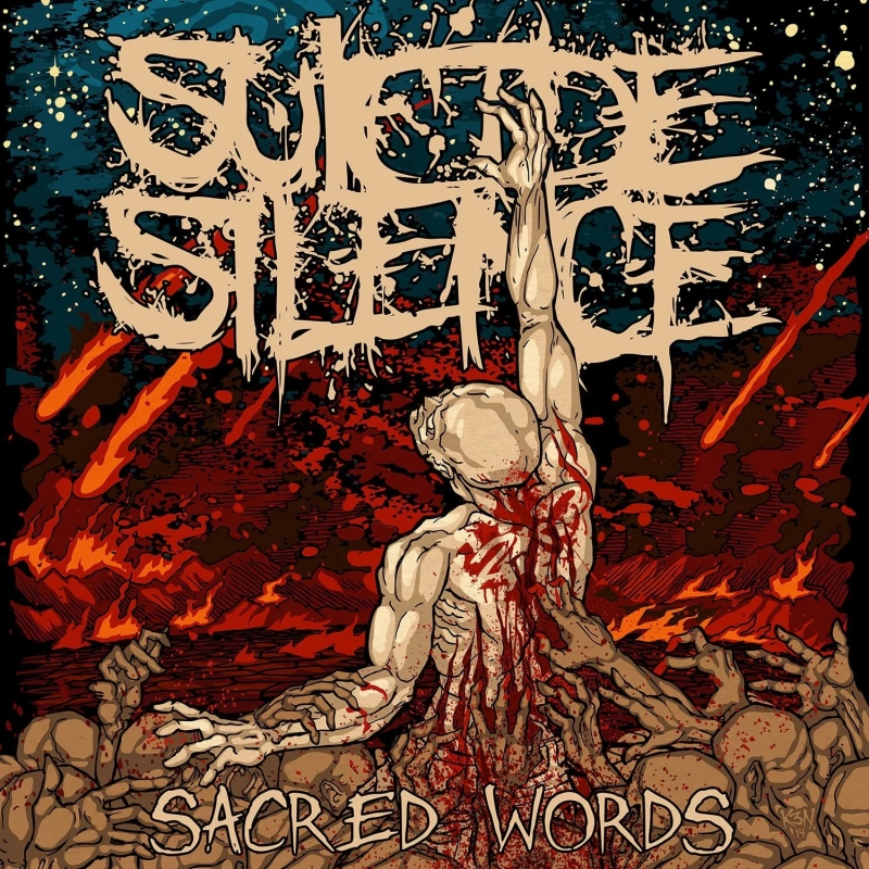 Suicide Silence - Sacred Words instrumental