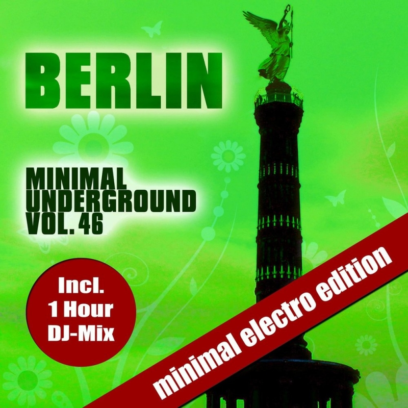 Sven Kuhlmann - Best of Berlin Minimal Underground Vol. 6 for Russia Continuous DJ Mix by Sven Kuhlmann