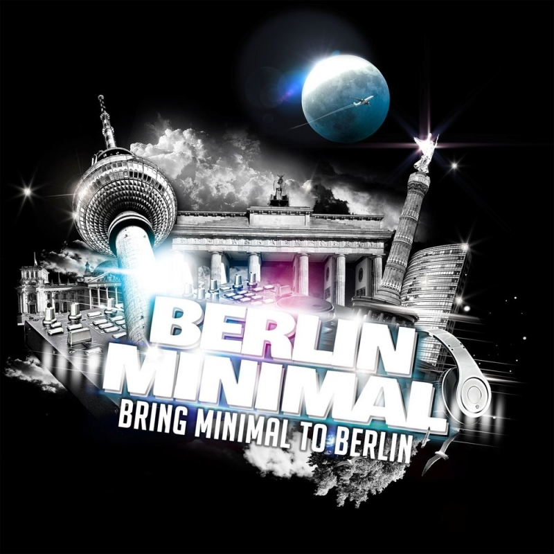 Sven Kuhlmann, Melina Brottka - Running With The Wolves Berlin Minimal Underground Remix