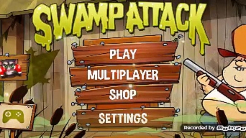 Swamp Attack - Theme