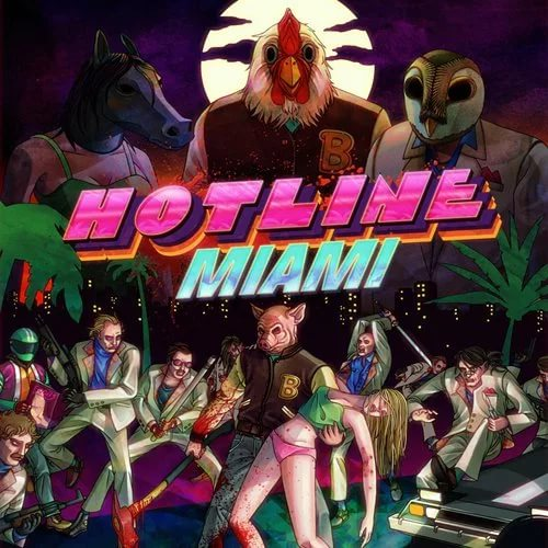 Synthetical - Musikk Per Automatikk Hotline Miami OST
