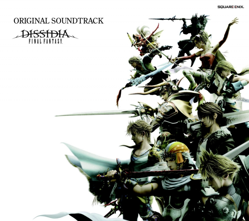 1-8「反乱軍のテーマ - arrange -」 from FINAL FANTASY Ⅱ