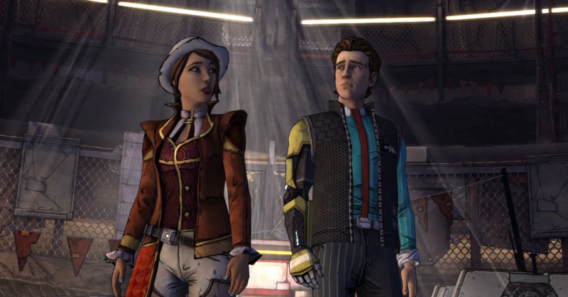 Tales from the Borderlands - Galatarium
