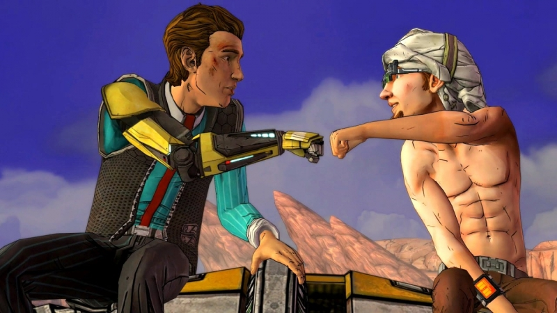 Tales From the Borderlands - That's Bro, Bro
