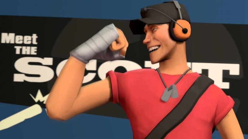 Team Fortress 2 - Meet the Scout