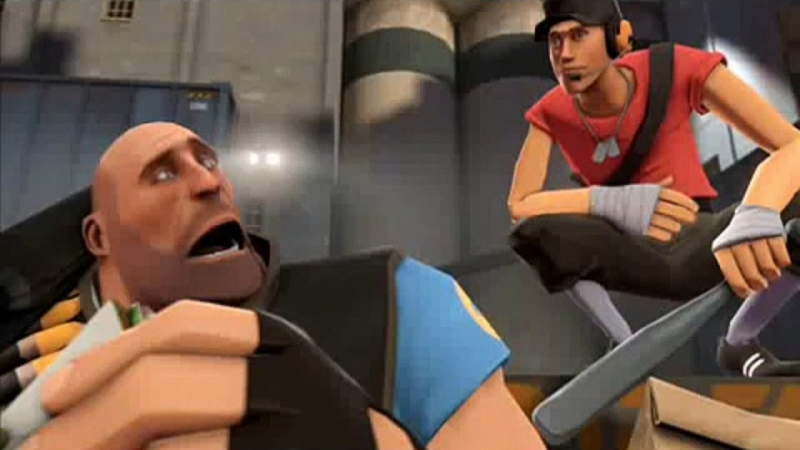 Team Fortress 2 - Scout - Bonk song