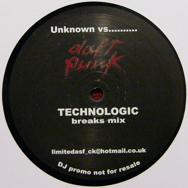 Daft Punk - Technologic Digitalism RMX