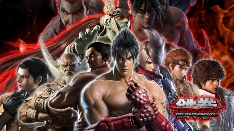 Tekken Tag Tournament 2 - Sunny