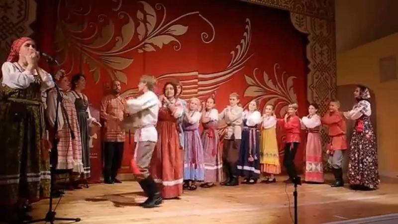 Русские народные хороводные песни ноты.